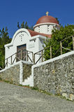Griechenland, Kreta, Kirche Stockfotografie