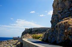 Griechenland, Kreta, Retimno Lizenzfreie Stockfotos