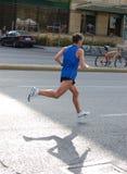 Griechenland-Marathon 2008 Stockbild