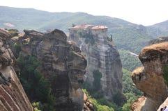 Griechenland, Meteora Lizenzfreies Stockbild