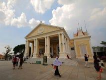 Griechenland-Palast Lizenzfreie Stockfotografie