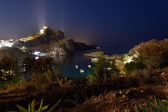 Griechenland, Rhodos-Insel Stockbild