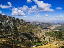 Griechenland Santorini lizenzfreies stockfoto