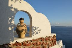 Griechenland, Santorini, Oia Lizenzfreies Stockbild
