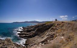 Griechenland - Sarti lizenzfreies stockfoto