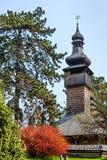 Griechisch-katholische Kirche des heiligen Erzengels Michael. Lizenzfreies Stockbild