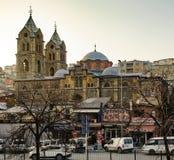 Griechisch-orthodoxe Kirche Panayia Evangelistria Lizenzfreie Stockfotos
