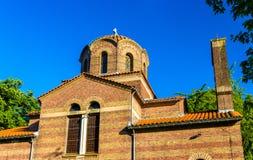 Griechisch-orthodoxe Kirche in Rotterdam - den Niederlanden Lizenzfreie Stockfotografie