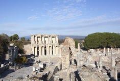 Griechische alte Stadt Stockbild