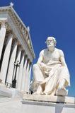 Griechische Architektur lizenzfreies stockbild