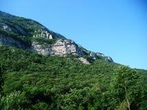 Griechische Berge Lizenzfreies Stockfoto