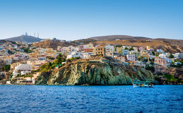 Griechische Insel Stockfoto