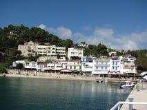 Griechische Insel Alonnisos im Ägäischen Meer Stockfotografie