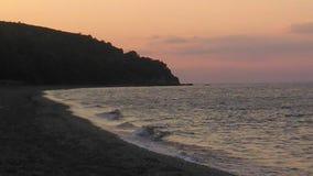 Griechische Küste Stockfoto