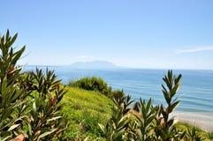 Griechische Küste Stockbild