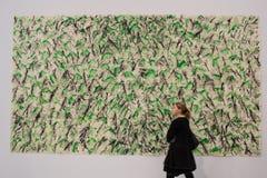 Griechische Kunstausstellung 20 - Jahrhundert 21 Lizenzfreie Stockfotos