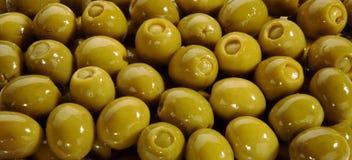 Griechische Olive Stockfotografie