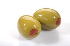 Griechische Olive Stockfoto