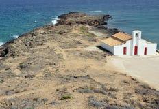 Griechische orthodoxe Kirche Lizenzfreie Stockfotos