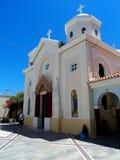 Griechische orthodoxe Kirche Stockfotos