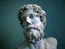 Griechische Statue lizenzfreie stockbilder