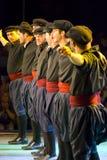 Griechische Tänzer lizenzfreies stockbild