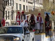 Griechische Unabhängigkeitstag-Parade 2016-teilige 6 59 NYC Lizenzfreies Stockfoto