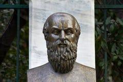 Griechischer Dichter Aeschylus Stockbild