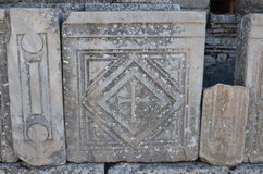 Griechischer Hellenistic Marmor Lizenzfreie Stockfotografie