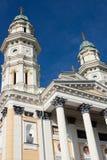 Griechischer Katholisch-Kathedrale stockfotos