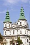 Griechischer Katholisch-Kathedrale Lizenzfreie Stockfotografie