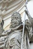 Griechischer Katholisch-St- George` s Kathedrale in Lemberg, Ukraine Stockfotografie
