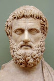 Griechischer Philosoph Lizenzfreies Stockfoto