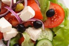 Griechischer Salat Lizenzfreies Stockfoto