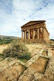 Griechischer Tempel stockbild