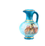 Griechischer Vase Lizenzfreie Stockfotos