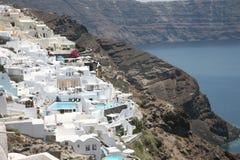 Griechisches ägäisches Lizenzfreies Stockfoto