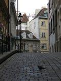 Griechisches Viertel in Wien Stockfotografie