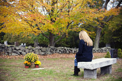 Free Grief And Mourning Royalty Free Stock Photo - 21657325