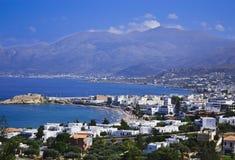 Griekenland Hersonissos Stock Afbeeldingen