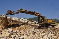 Griekenland, Industrie, materiaal stock foto