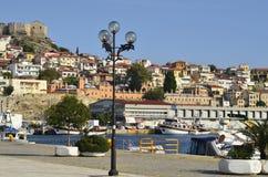 Griekenland, Kavala stock foto