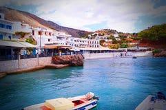 Griekenland Kreta royalty-vrije stock foto