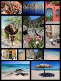 Griekenland - Kreta Royalty-vrije Stock Afbeelding