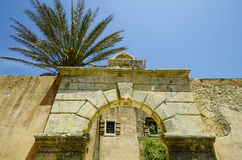 Griekenland, Kreta, Arkadi Royalty-vrije Stock Foto's