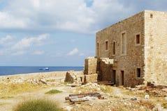 Griekenland, Kreta, Retimno. Royalty-vrije Stock Foto