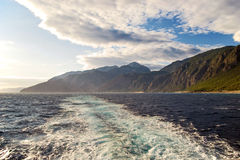Griekenland, Kreta, Witte Bergen Royalty-vrije Stock Foto's
