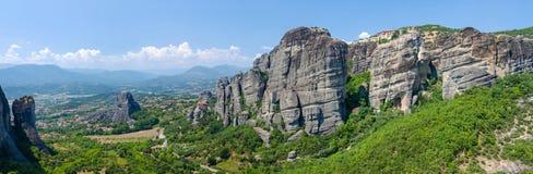 Griekenland, Meteora Royalty-vrije Stock Afbeelding