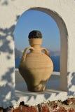 Griekenland, Santorini, Oia Stock Foto