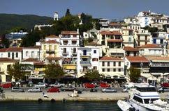 Griekenland, Skiathos Royalty-vrije Stock Afbeelding